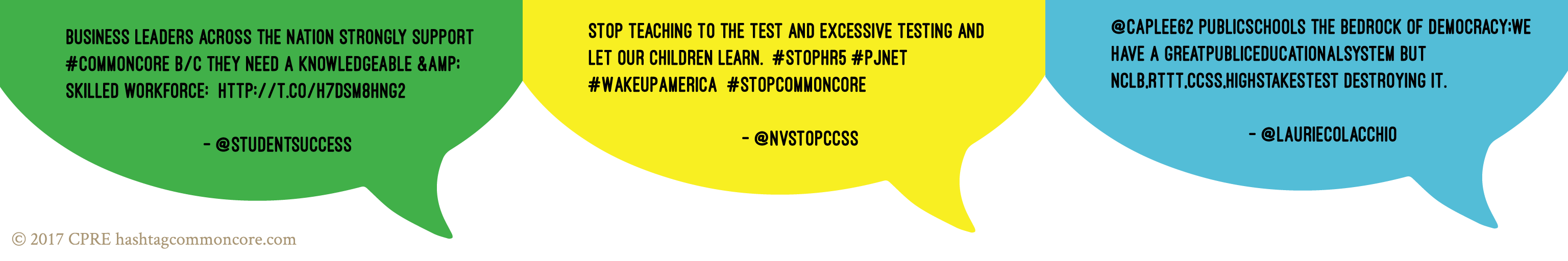 @studentsuccess, @NVstopccss, @lauriecollachio